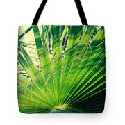 Palm House Branch Tote Bag