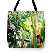 Palm House Pulley Tote Bag