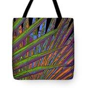 Palm Meanings Tote Bag