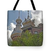 Palm Of The Dome Tote Bag