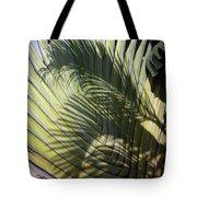 Palm On Palm Tote Bag