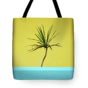 Palm On Porch Tote Bag