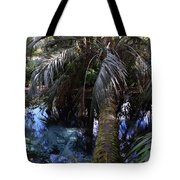 Palm Over A Boil Tote Bag