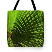 Palm Pattern No.1 Tote Bag
