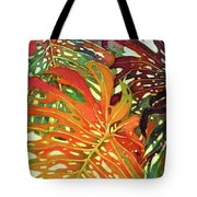 Palm Patterns 2 Tote Bag