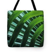 Palm Patterns Tote Bag