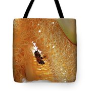 Palm Pollination Tote Bag