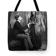 Palm-reading, C1910 Tote Bag