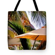 Palm Serenity Tote Bag