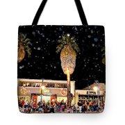 Palm Springs Holiday Parade 2015 Tote Bag