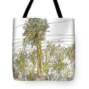 Palm Tree 1 Tote Bag