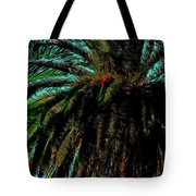 Palm Trees 40 Version 2 Tote Bag