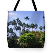 Palm Trees. My Beautiful California Tote Bag
