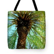Palm Upview Tote Bag