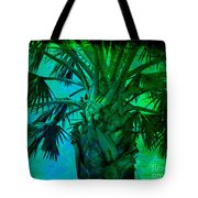 Palm Visions Tote Bag