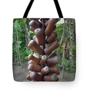 Palm Wine Gourds Tote Bag