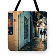 Palma De Mallorca Tote Bag