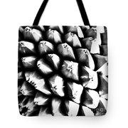 Palma Sola Bg B And W Tote Bag