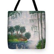 Palmetto Bayou Tote Bag