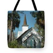 Palmetto Bluff Chapel Tote Bag