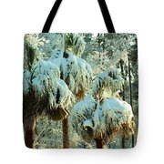 Palmetto Row Tote Bag