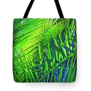 Palms 2 Tote Bag