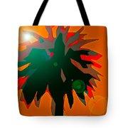 Palms 5 Tote Bag