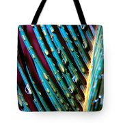 Palms After A Rainy Day Tote Bag