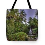 Palms Pool Tote Bag