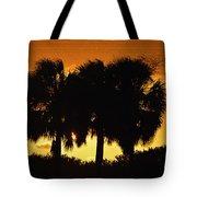 Palmset Tote Bag