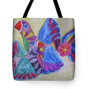 Palomas - Gifted Tote Bag
