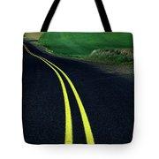 Palouse Back Road Tote Bag
