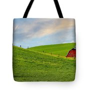 Palouse Barn Tote Bag