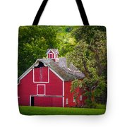 Palouse Barn Number 9 Tote Bag