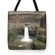 Palouse Falls 3 Tote Bag