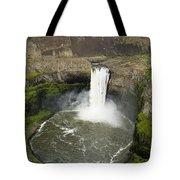 Palouse Falls State Park Tote Bag