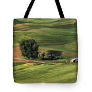 Palouse Farm 1 Tote Bag