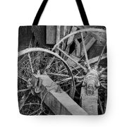 Palouse Farm Wheels 3156 Tote Bag