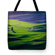 Palouse - Later Afternoon Tote Bag