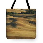 Palouse Patchwork By Jean Noren Tote Bag