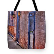 Palouse Wall Tote Bag by David Patterson