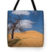 Palouse Wheat Field Tote Bag