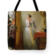 Palpitation Tote Bag by Charles West Cope