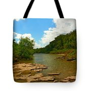 Paluxy River Tote Bag