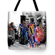 Pan Flutes In Cuenca Tote Bag