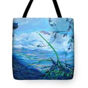 Panama. Anton Valley Tote Bag