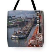 Panama Canal Tote Bag