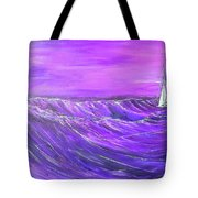 Panama Tote Bag by Chris Cloud