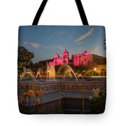 Panama Fountain Tote Bag