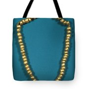 Panama: Gold Beads, C1000 Tote Bag